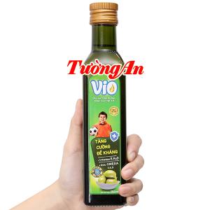 Dầu olive cho bé Tường An Vio Extra chai 250ml