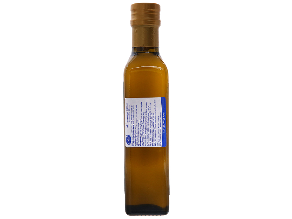 Dầu olive Castello Pomace chai 250ml 2