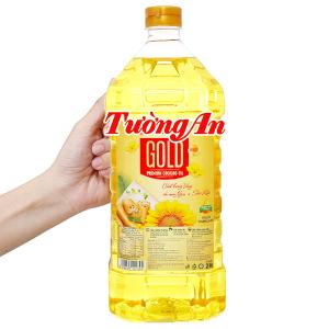 Dầu ăn cao cấp Tường An Gold bình 2 lít
