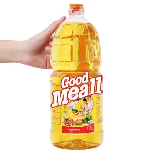 Dầu thực vật Good Meall chai 2 lít