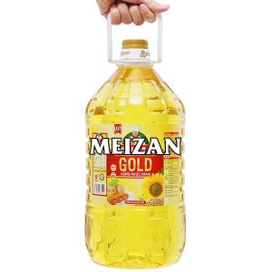 Dầu ăn cao cấp Meizan Gold chai 5 lít