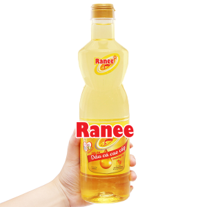 Dầu cá cao cấp Ranee chai 950ml