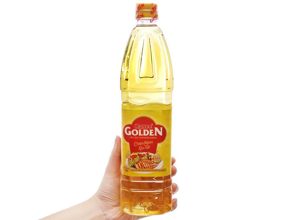 Dầu cá Ranee Golden chai 1 lít 3