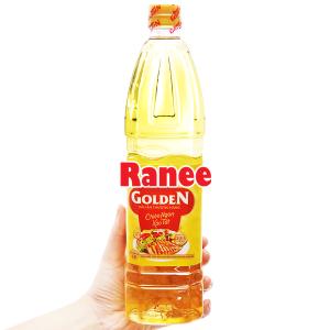 Dầu cá Golden Ranee chai 1 lít