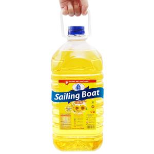 Dầu ăn thượng hạng Sailing Boat Gold plus 5 lít