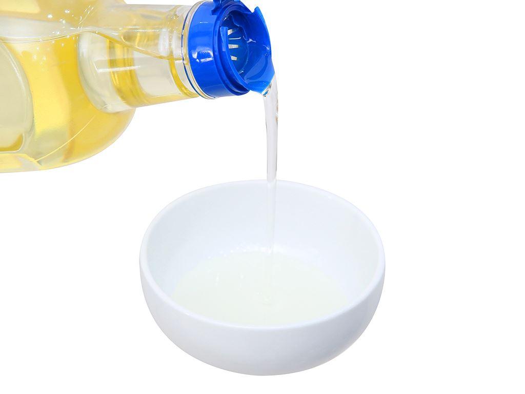 Dầu đậu nành Nakydaco Bee Soya chai 1 lít 6