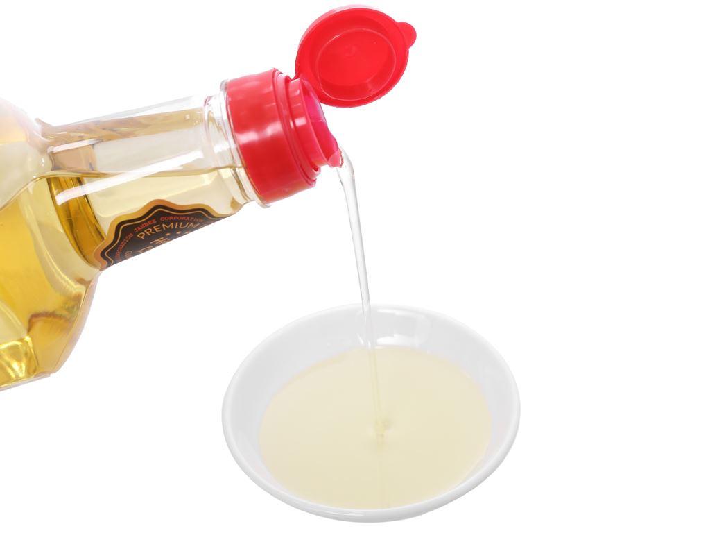 Dầu đậu nành tinh luyện Janbee chai 1 lít 5