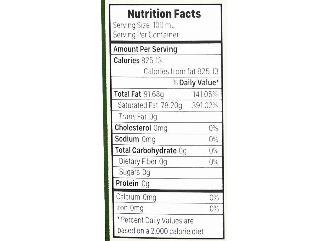 Dầu dừa nguyên chất Organic Vietcoco chai 500ml 3