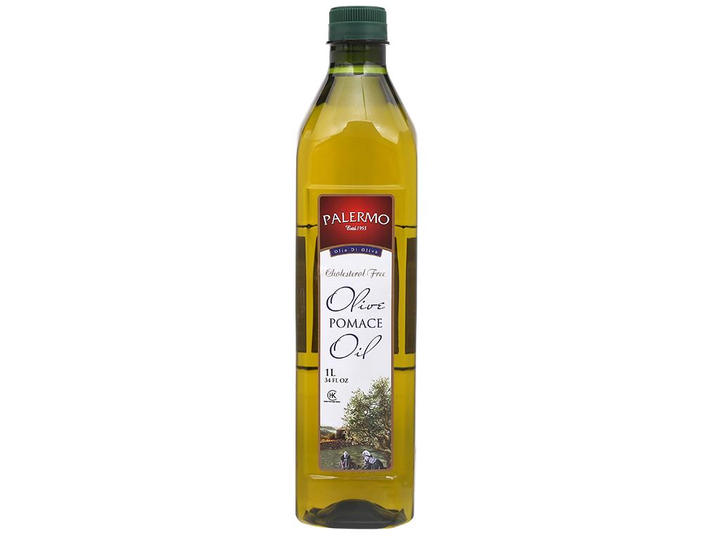 Dầu Olive Pomace Palermo chai 1 lít 1
