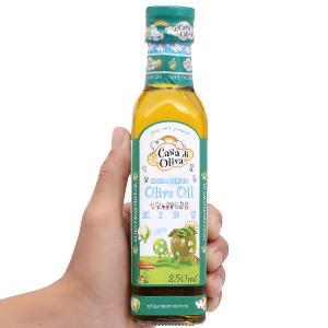 Dầu olive Extra Virgin Casa di Oliva chai 250ml