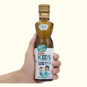 Dầu cá dinh dưỡng Ranee Kids chai 250ml