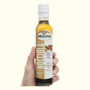 Dầu hạt phỉ Monini chai 250ml