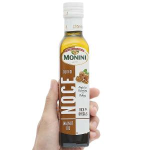 Dầu óc chó Monini chai 250ml