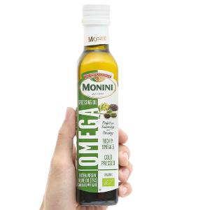 Dầu Omega Monini chai 250ml