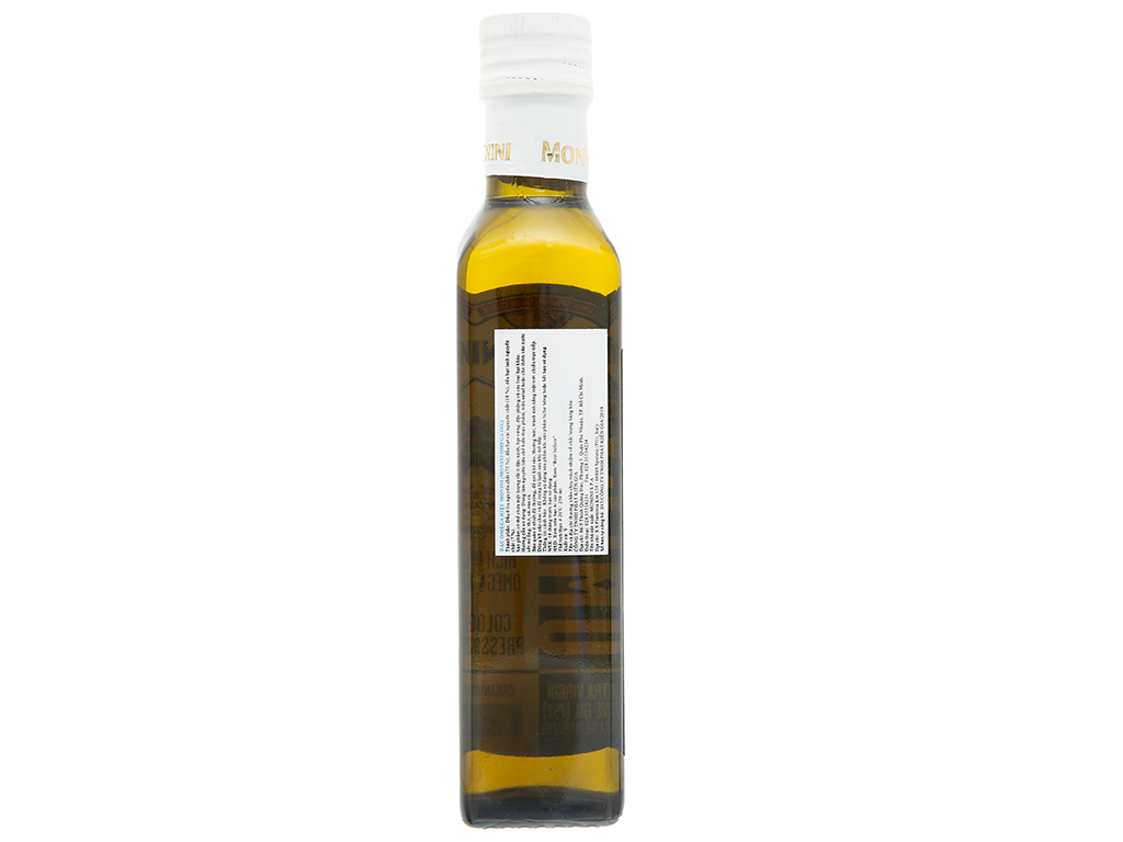 Dầu Omega Monini chai 250ml 3