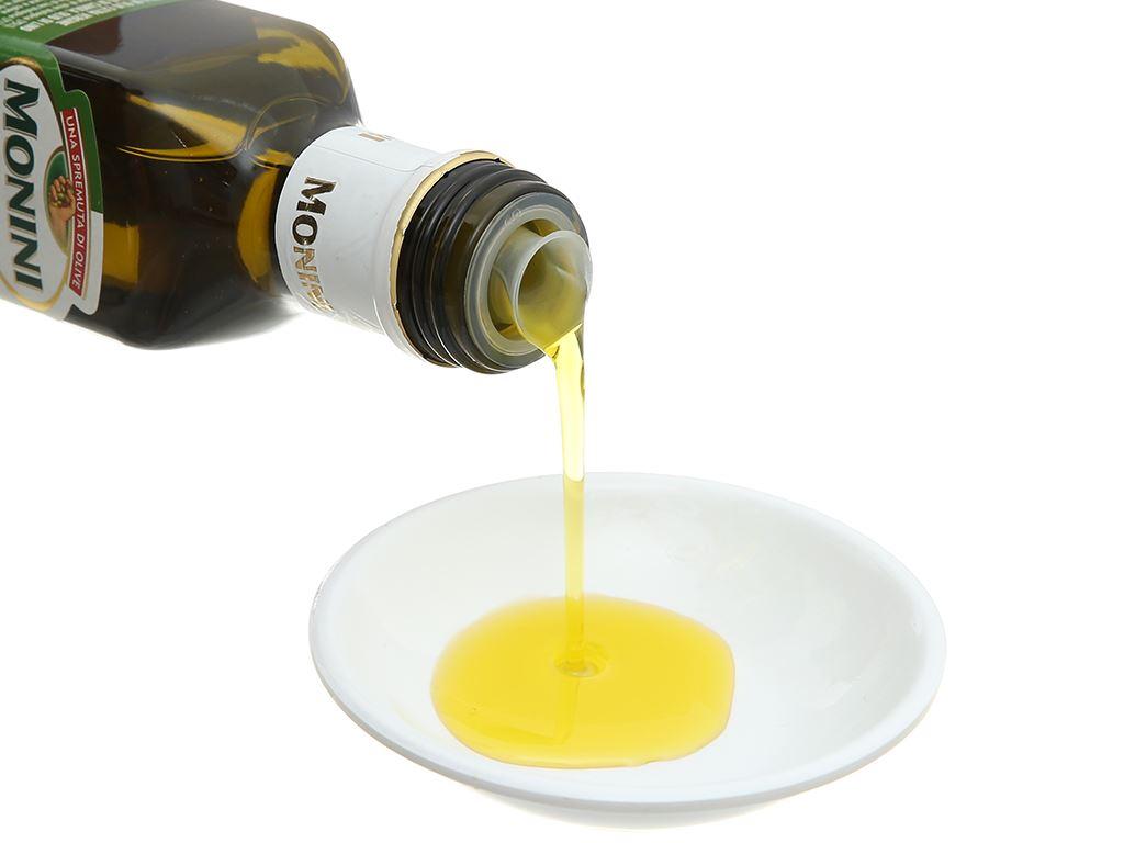 Dầu Omega Monini chai 250ml 4
