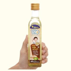 Dầu ăn dinh dưỡng cho bé Tường An Vio chai 250ml