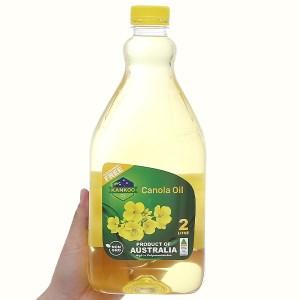 Dầu hạt cải Kankoo chai 2 lít
