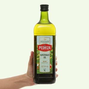 Dầu Olive Pomace La Pedriza chai 1 lít