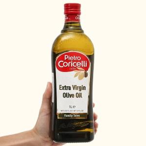 Dầu olive extra Pietro Coricelli chai 1 lít