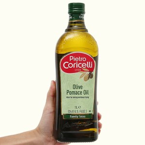 Dầu olive pomance Pietro Coricelli chai 1 lít