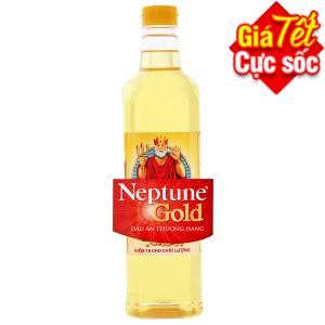 Dầu ăn cao cấp Neptune Gold 1 lít