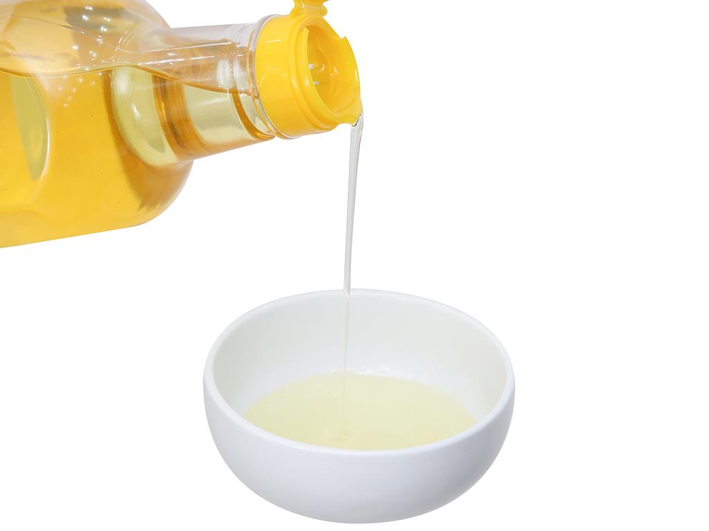 Dầu ăn cao cấp Neptune Gold chai 1 lít 5