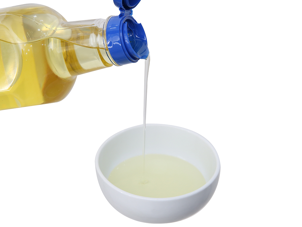 Dầu đậu nành nguyên chất Simply chai 1 lít 4