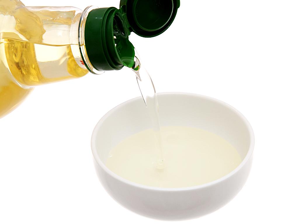 Dầu mè nguyên chất 100% Tường An chai 1 lít 4