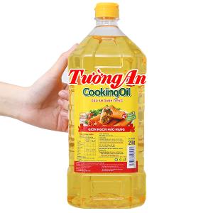 Dầu thực vật Tường An Cooking oil bình 2 lít