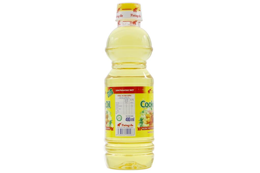 Dầu ăn Tường An Cooking Oil 400ml
