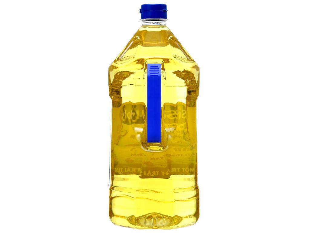 Dầu đậu nành nguyên chất Simply chai 2 lít 2