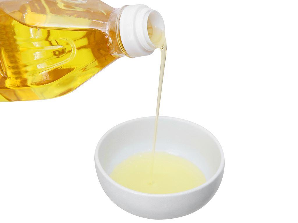 Dầu ăn bổ sung vitamin A và D3 Marvela chai 1 lít 8