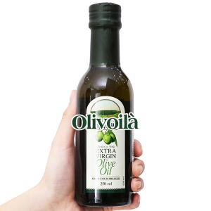 Dầu olive Olivoilà Extra Virgin chai 250ml