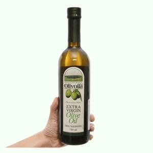 Dầu olive Extra Virgin Olivoilà chai 750ml