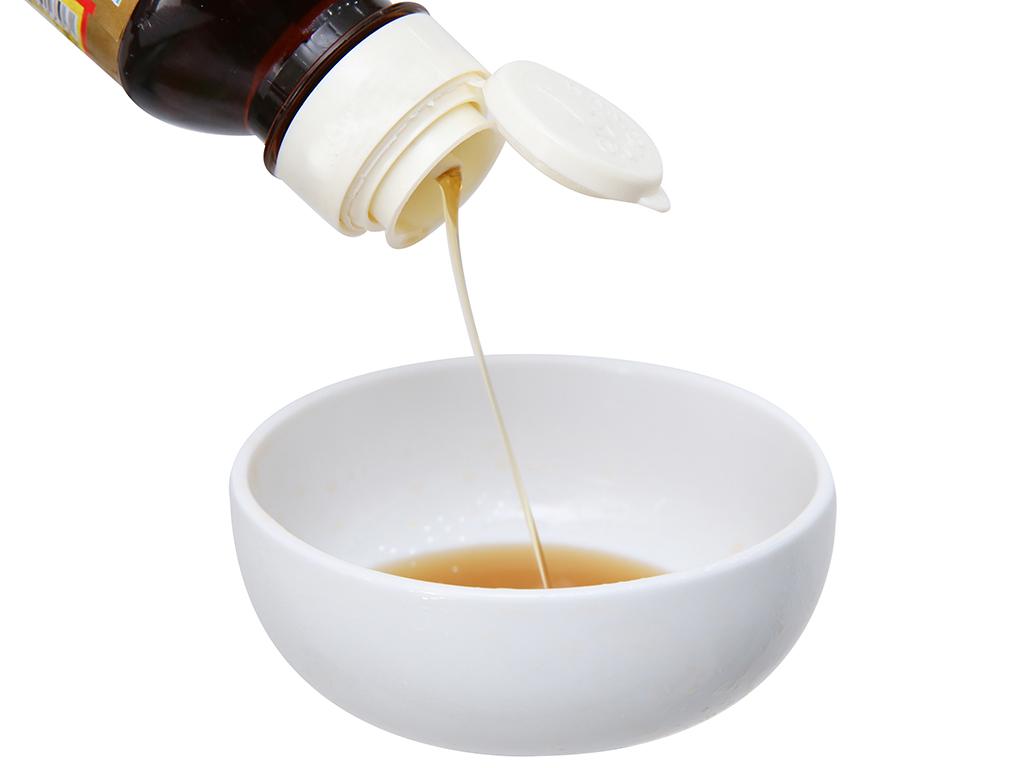 Dầu mè thơm nguyên chất Nakydaco chai 250ml 4