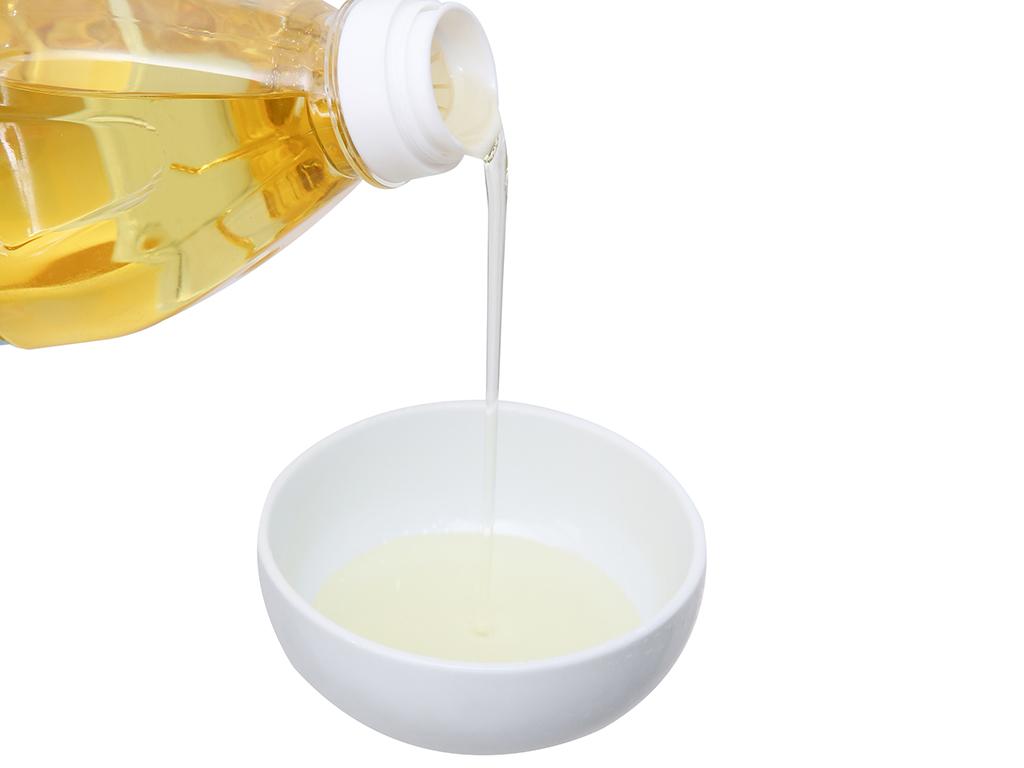 Dầu thực vật Nakydaco Cooking oil chai 1 lít 4