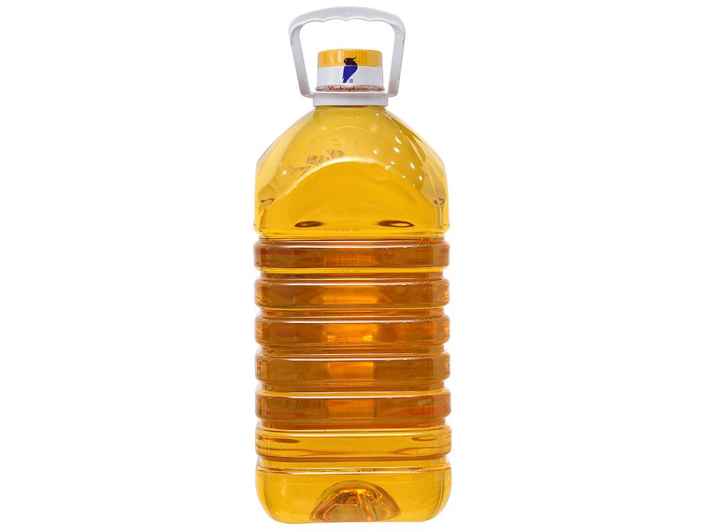 Dầu thực vật tinh luyện Cooking Oil Nakydaco bình 5 lít 2