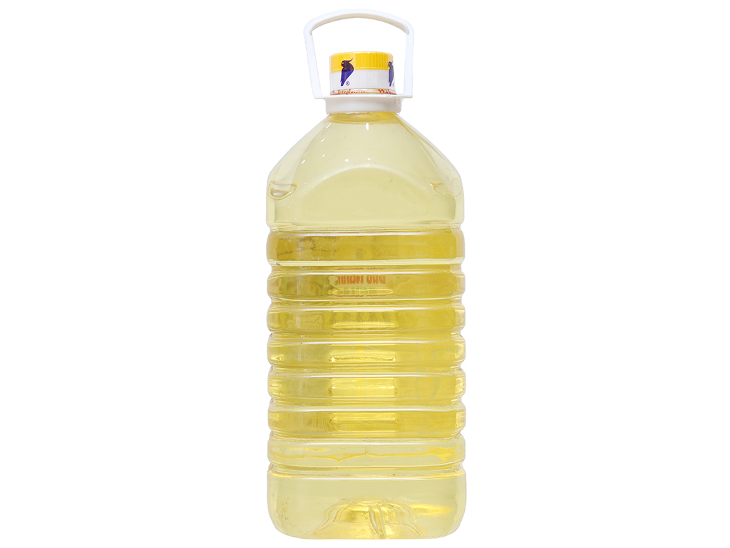 Dầu nành tinh luyện Soya Nakydaco bình 5 lít 2
