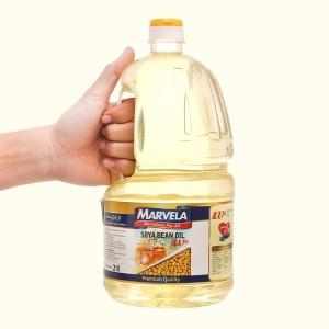 Dầu đậu nành Marvela can 2 lít