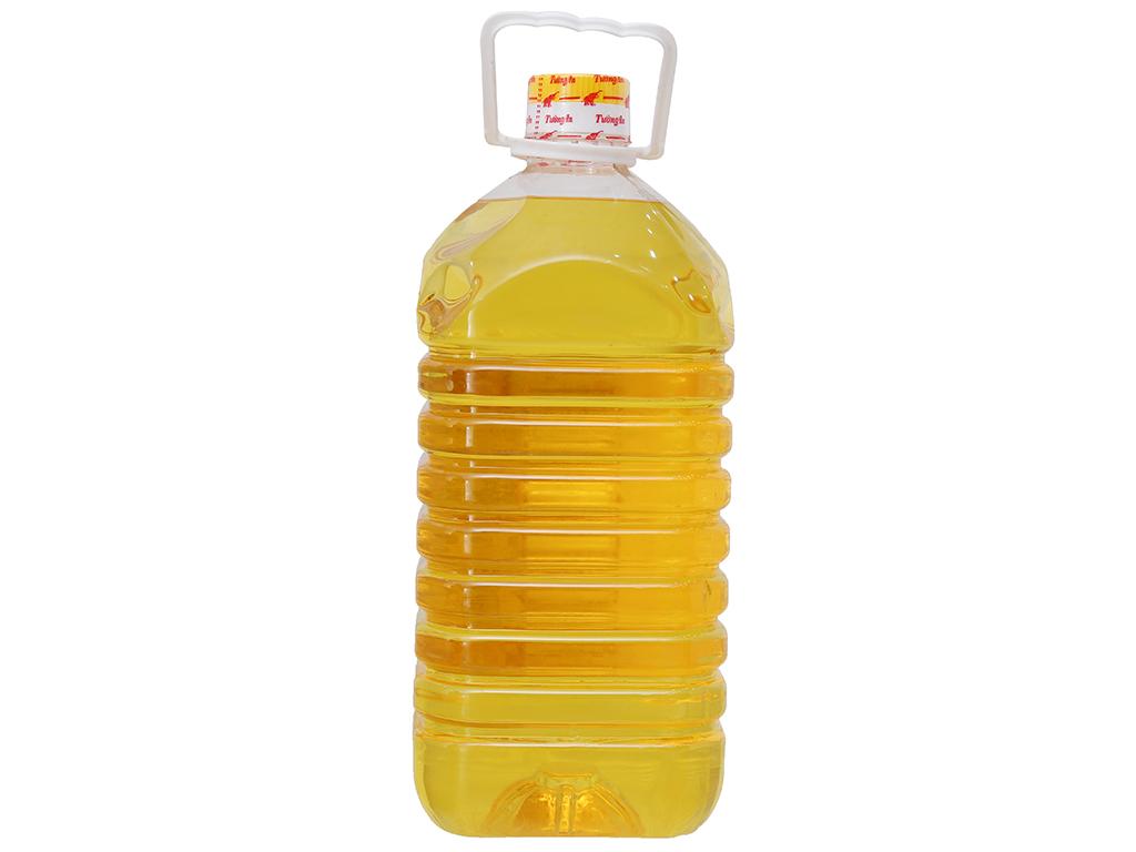 Dầu thực vật Tường An Cooking oil bình 5 lít 2