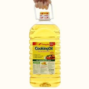 Dầu thực vật Tường An Cooking Oil can 5 lít