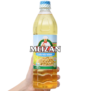 Dầu đậu nành Meizan chai 1 lít