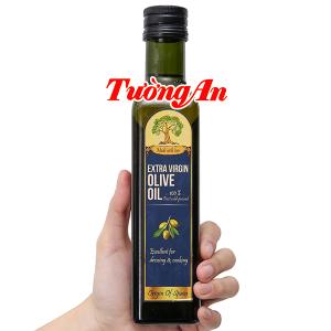 Dầu olive Extra Virgin Tường An chai 250ml