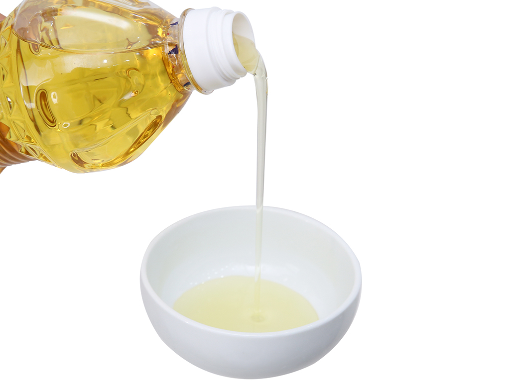Dầu thực vật Cooking Oil Tường An chai 400ml 4