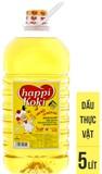 Dầu ăn Happi Koki chai 5lít