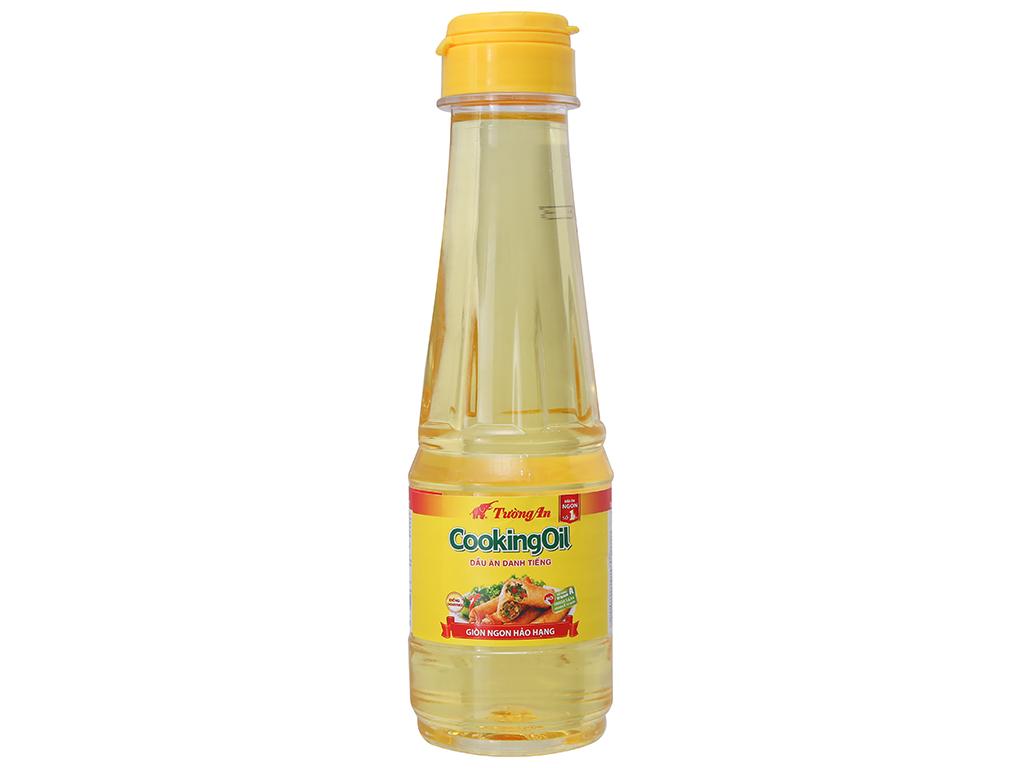 Dầu thực vật Tường An Cooking oil chai 250ml 1