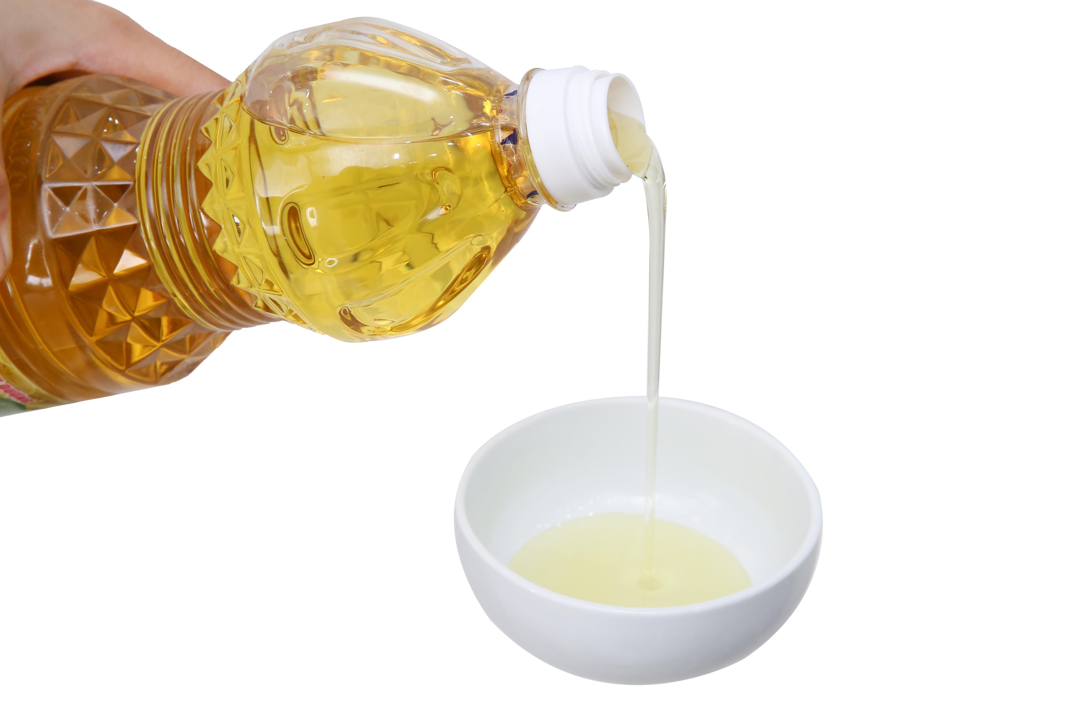 Dầu thực vật Tường An Cooking oil chai 250ml 4