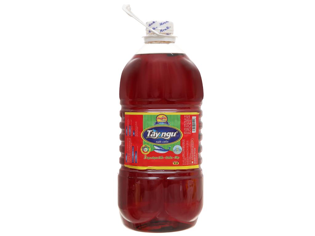 Nước chấm Hưng Việt can 5 lít 1
