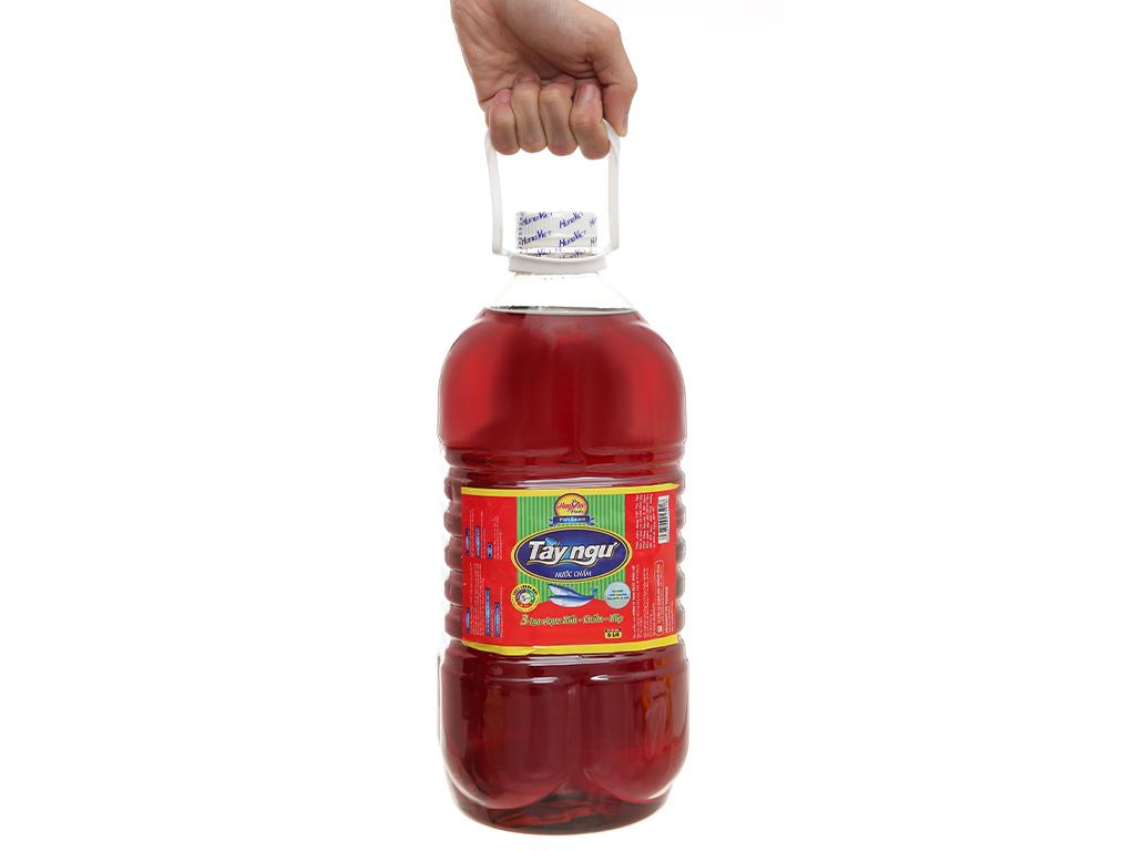 Nước chấm Hưng Việt can 5 lít 4